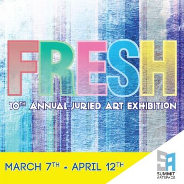 Fresh Art 2014: 10th Annual Juried Show