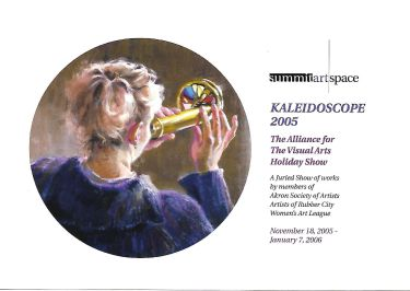Kaleidoscope 2005: The Alliance for the Visual Arts Holiday Show