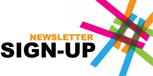 Join our email newsletter list for the latest!