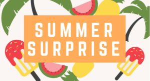 Summer Surprise every Friday at Summit Artspace on Tusc! Free! For all ages!