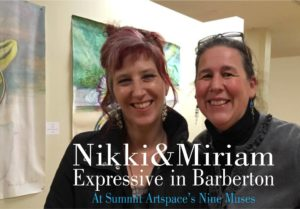 Barberton artists showing at Nine Muses Art Gallery through Feb. 10