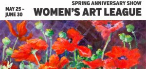 Marking a milestone: happy 85th to the Women's Art League of Akron; anniversary show on exhibit until June 30; panel discussion coming up!
