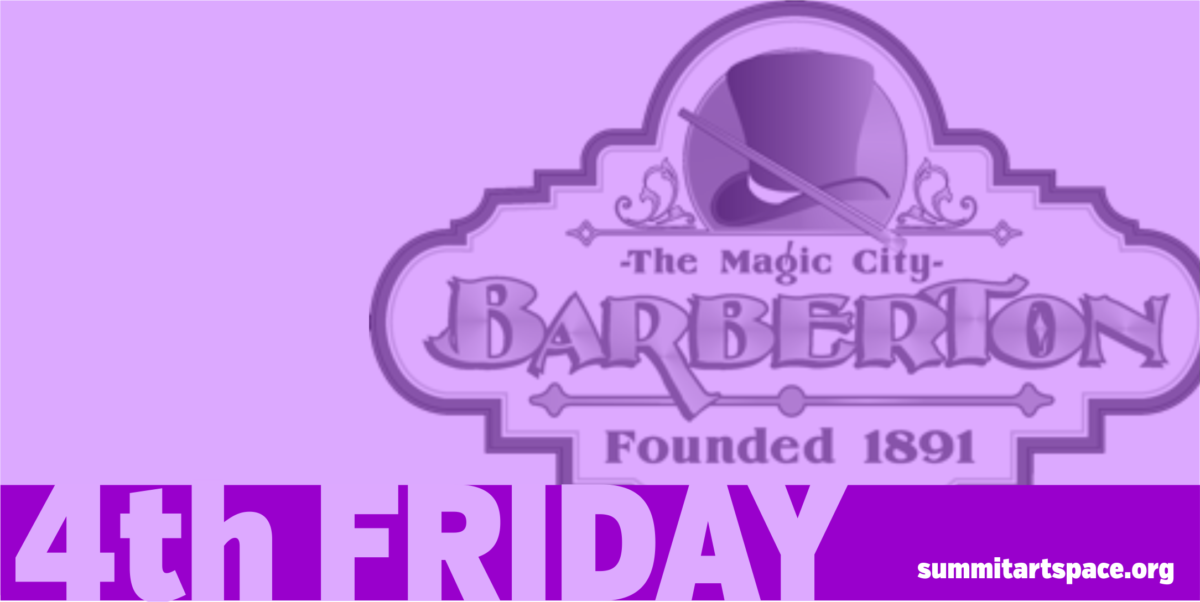 Announcing remaing 2018 schedule for Barberton 4th Friday