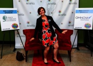 Red Carpet sponsorships from the Akron Community Foundation and OMNOVA Solutions
