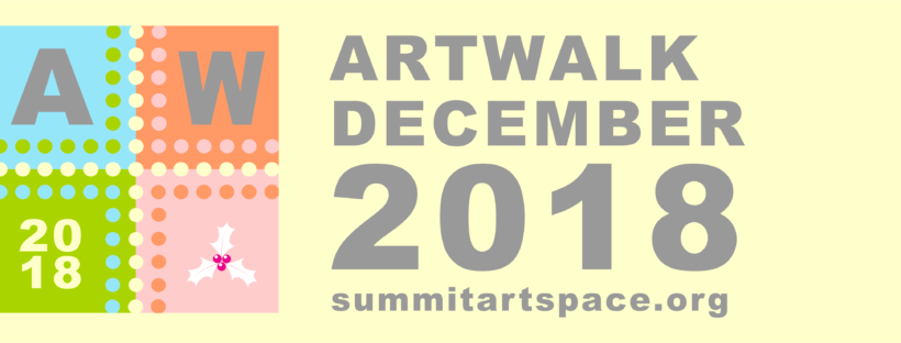 Artwalk cover for December 2018