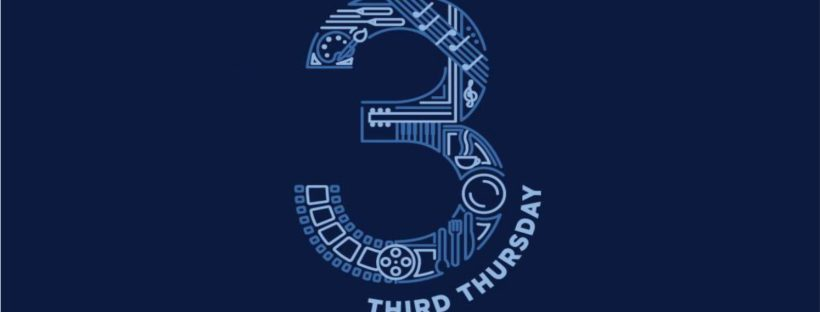 logo for 3rd Thursday in Akron