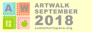 cover for September 2018 Artrwalk