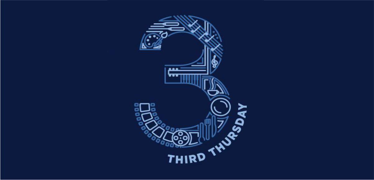 logo for 3rd Thursday in Akron
