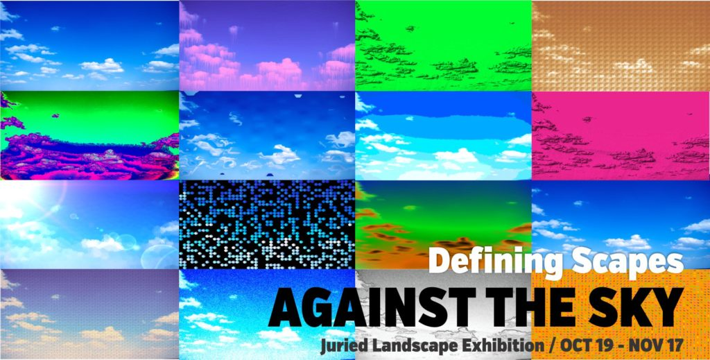 Show image for Against the Sky Juried Landscape Exhibition