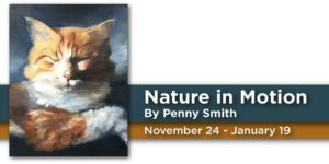 Show image for Nature in Motion artist Penny Smith