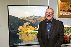 Akron Society of Artists Tom Jackson