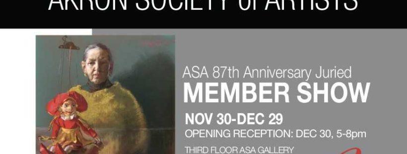 ASA Member Show 2018