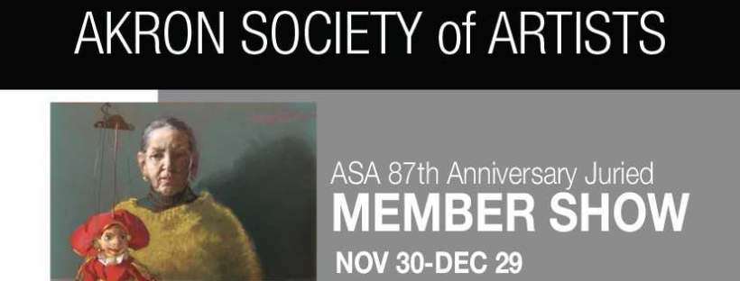 2018 Akron Society of Artists Member Show