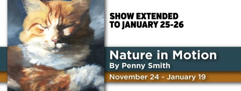 Nature in Motion by Penny Smith show image