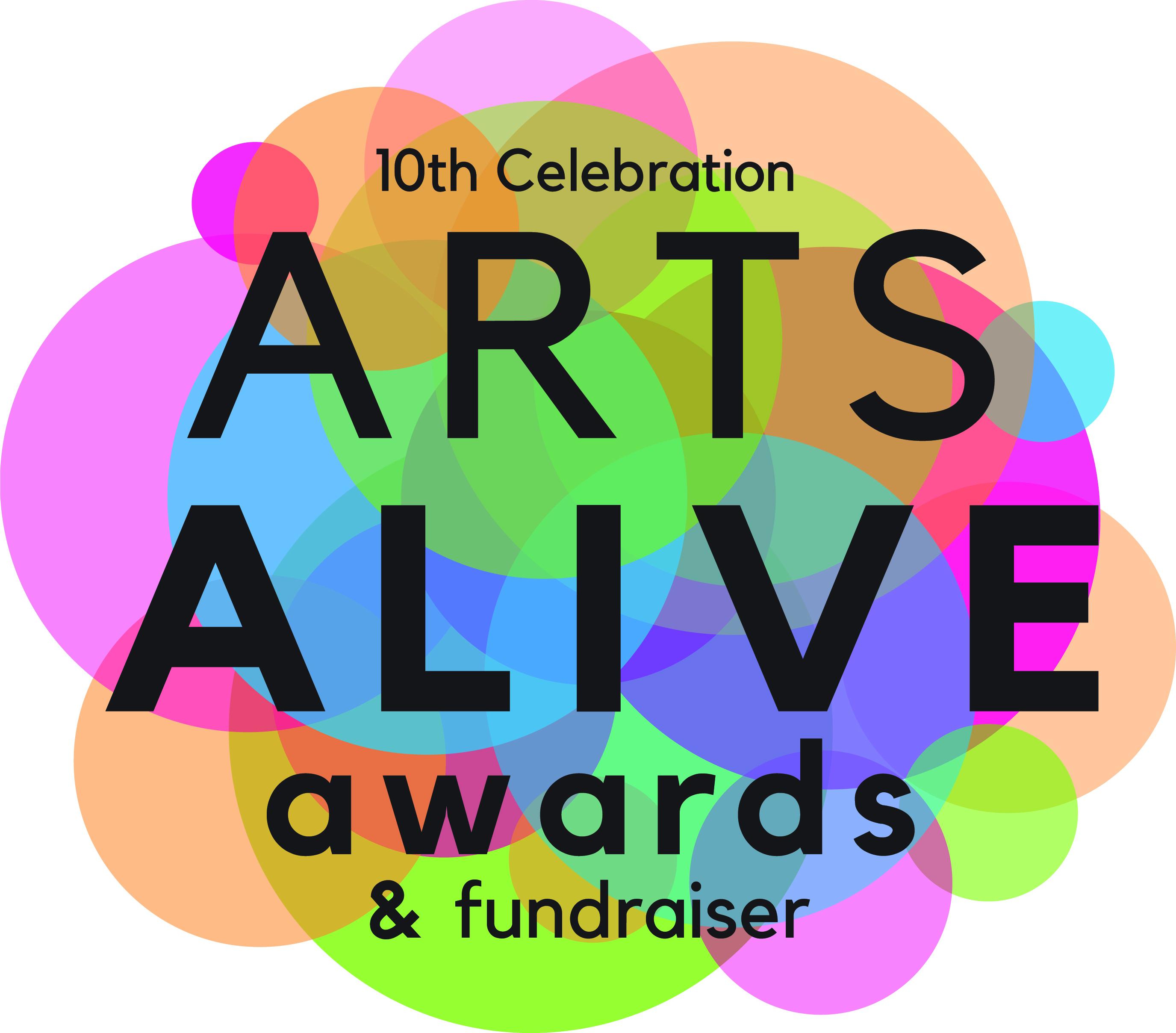 Arts Alive 2019 logo