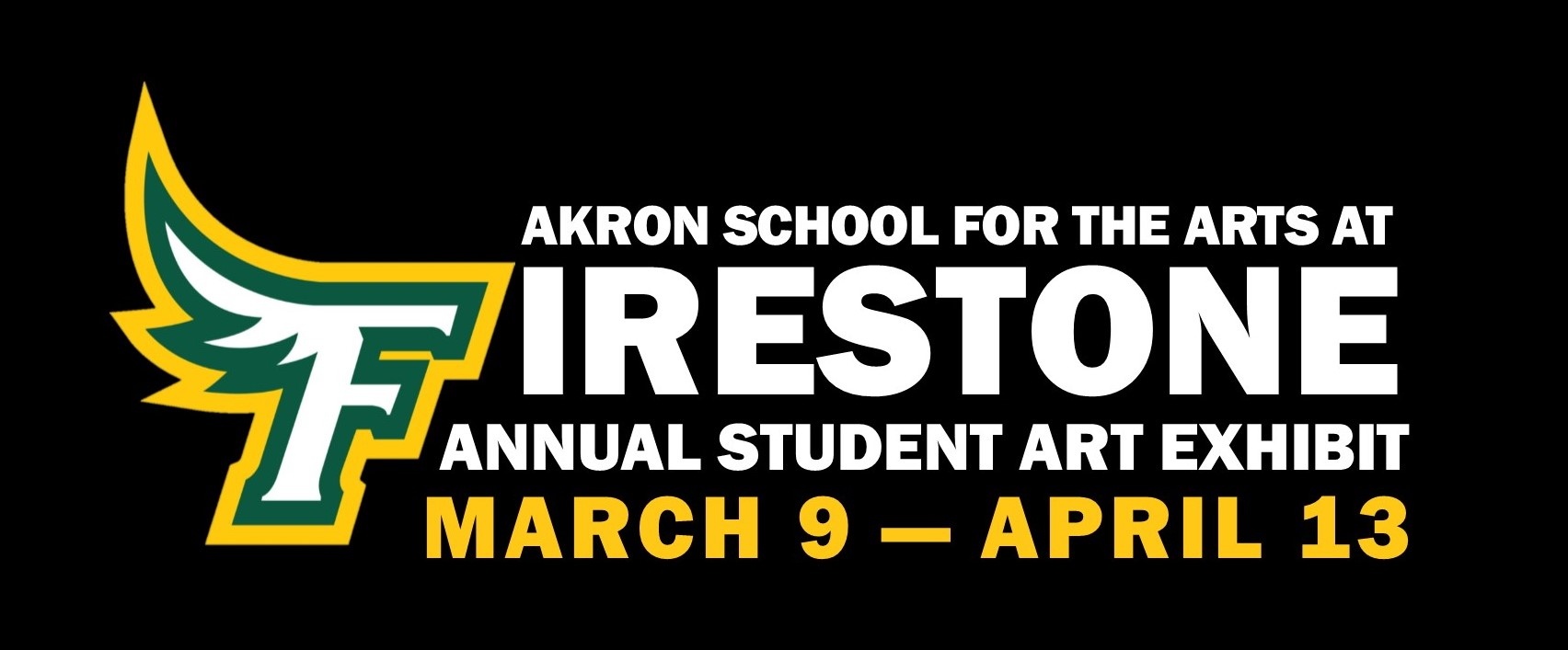 Firestone Annual Student Art Exhibition show image
