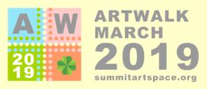 Artwalk March 2019