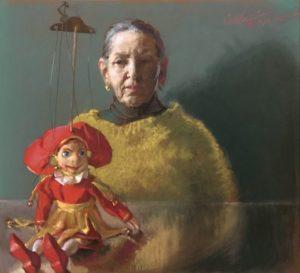 Artist Judith Carducci