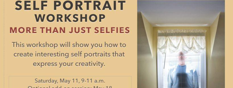 self portrait workshop image