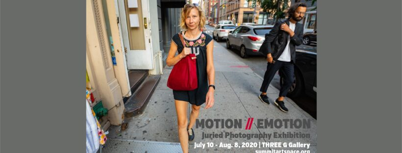 Motion Emotion Juried Art Exhibition