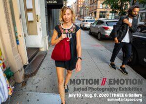 Motion // Emotion