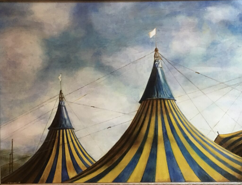 Big Top by Todd Bergert, Second Place