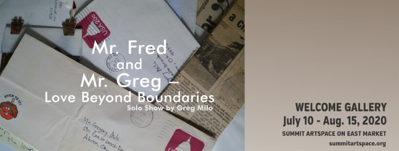 Mr Fred and Mr Greg