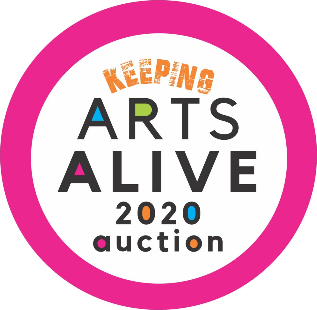 Arts Alive Auction