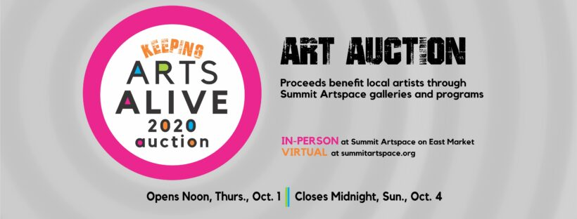 Keeping Arts Alive Auction